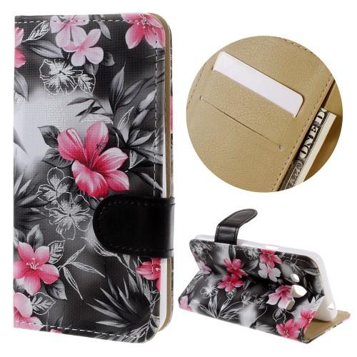 Flip Case Handy-Hülle zu Samsung Galaxy J3 2016 DUOS SM-J320 Tasche/Schutz #B35