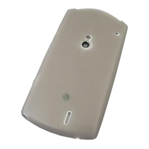 TPU-Case / Hülle zu Sony Ericsson Xperia neo / neo V - Grau