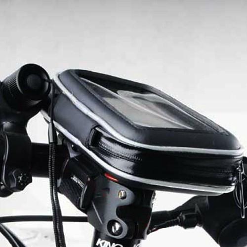 fahrradtasche fahrrad lenker tasche f r handy. Black Bedroom Furniture Sets. Home Design Ideas